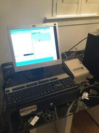Epos Shop retail computer cash register