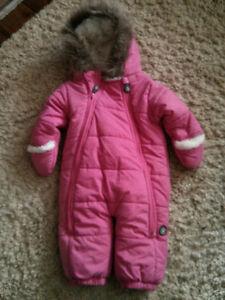 Kushies Snowsuit 12mth