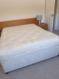 Hypnos KING Size Bed For Sale