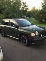 Jeep Compass 2009 North Edition Rallye