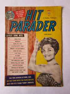 HIT PARADER. APRIL/AVRIL 1962  (VOIR PHOTOS/ INFOS).