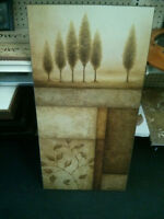 Wooden Painting Decor