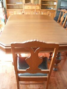 Dining Table - Antique