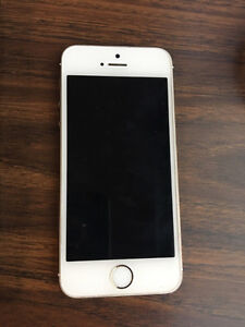 IPhone5 S Gold