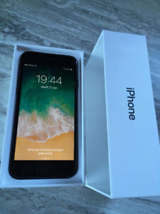 Iphone 7 32g (garantie) utilisé 5 mois