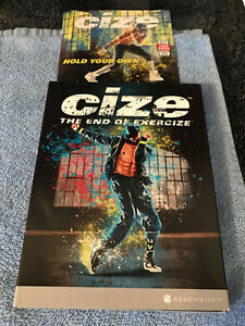 CIZE Dance Workout Set!