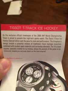 Tissot T-Tracx - Ice Hockey Special Edition Windsor Region Ontario image 4