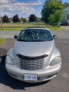 SOLD -2005 PT CRUISER GT CONVERTIBLE TURBO HIGH OUTPUT - Saftied