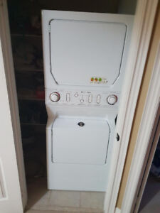 FREE WASHER AND DRYER UNIT