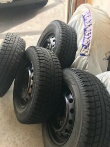 Winter Tires- Sale 195/70 R14 -Camry 2000