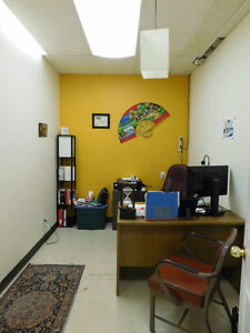 Office space available for rent in the Capilano area