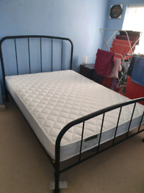 Double bed worth £489 (Westbrook bed frame, Dalton mattress)