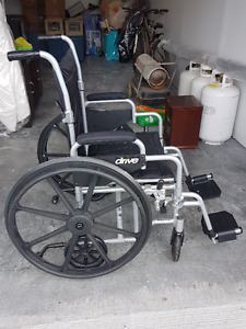 Wheelchair and Walker for Sale - New