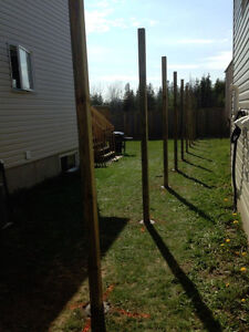 Infinity Post Hole - Fencing and Fence Post Services Kingston Kingston Area image 3