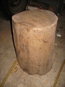 Block of dry black walnut - for carving/crafts or ?? London Ontario image 1