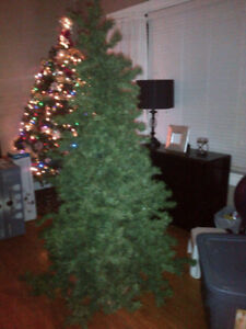 6 Foot+ Artificial Christmas Tree