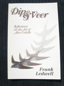 DIP & VEER  by Frank Ledwell  { 1996} ART OF Alex Colville