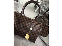 Louis Vuitton style speedy