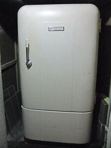 Vintage Westinghouse fridge 1950's