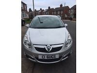 Vauxhall Corsa full service history and air con