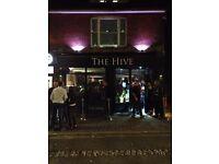Cocktail Bartender at The Hive Bar Crawley