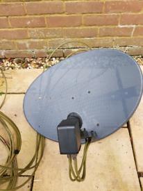 Free Satellite Dish 60cm