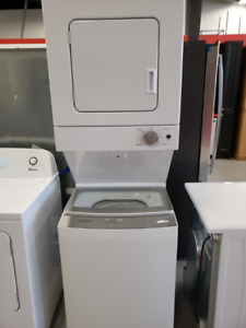 """Whirlpool 24"""" Inch Stack Washer and Dryer"""
