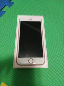 New in box iPhone 6S, 32gb Rose Gold - $200