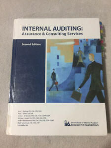 Internal Auditing Assurance & Consulting Services 2nd Edition