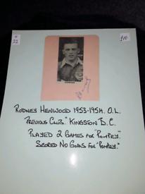 RODNEY HENWOOD PORTSMOUTH FC