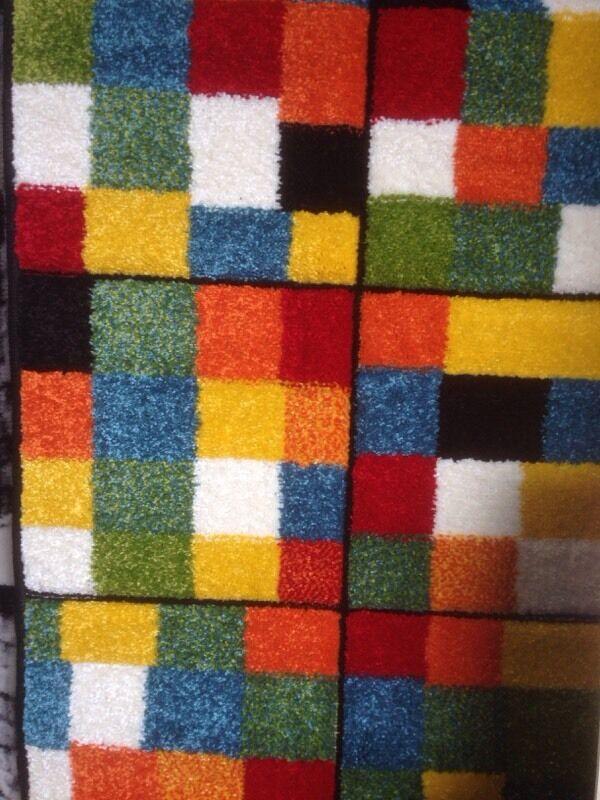 Bullring rugs