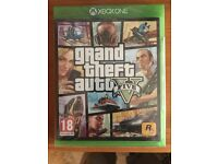 GTA 5 for Xbox One - Brand New