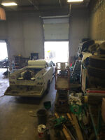 Commercial Office Space + 1 Shop Bay for lease (2200Sqft!)