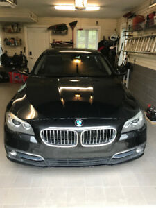 2014 BMW 535d XDrive Diesel (1100 kms to tank)