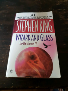 Wizard and glass: The dark tower 4