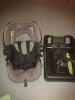 Safety 1st Car seat with Base $60