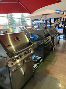 2018 BBQ SALE! NEW AND FLOOR MODELS!