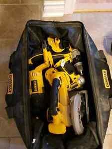 Dewalt Tool kit 18v