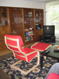 Furnished 2 bedroom apartment close to Chinook Mall