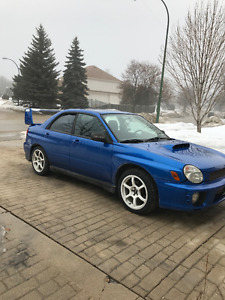 2002 Subaru Impreza WRX,AWD,Turbo charged, Boxer