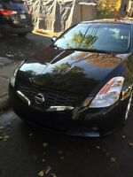 Nissan altima 2008 coupe