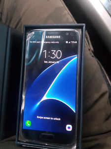 Unlocked Samsung Galaxy S7 32gb