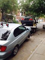 Achat auto scrap ferraille 175$ sans discute