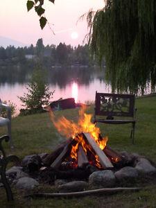 Baynes Lake Cottage near Koocanusa & Fernie Ski Hill