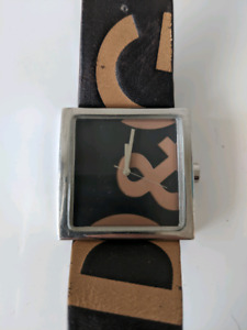 Mens D&G watch