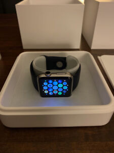 Apple Watch Stainless Steel 42mm - 1st Generation