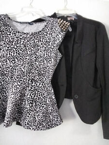 tops and bottoms size S