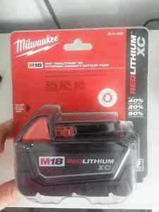 Milwaukee XC Battery Brand New, Factory Sealed London Ontario image 1