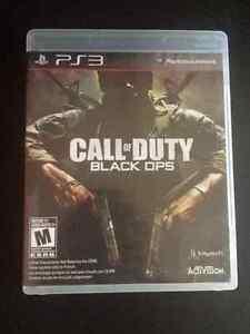 COD Black Ops 1 (PlayStation 3)