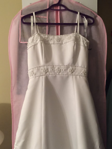 Wedding Dress Size 10 Alfred Angelo